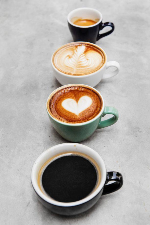 Cafenea Victoriei sector 1 - Cafea, Espresso, cappuccino, latte, cafea neagra
