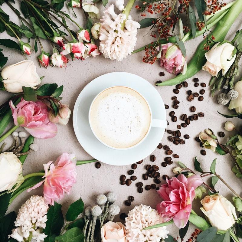 Cafenea Victoriei sector 1 - Cafea, cappucino, flori, boabe prajite